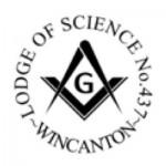 Wincanton Lodge of Science No.437 sign